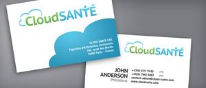 Cartes De Visite C Sante